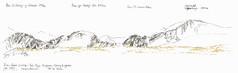 Carneddau (jamesdyson) Tags: mountains wales sketch snowdonia carneddau goldpen penyrhelgidu penllithrigywrach fibretip penywaunwen craigeigiau carneddllywellyn