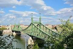 Budapest Freedom Bridge