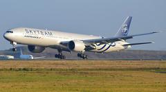 Air France Boeing 777-328(ER) (Steven Abreu) Tags: boeing af 777 airfrance cdg skyteam franceisintheair