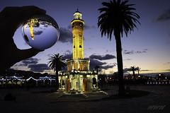 DSCF2578-imzali (mmutlutr) Tags: tower clock fuji clocktower fujifilm saat izmir xf kulesi 14mm saatkulesi xt10