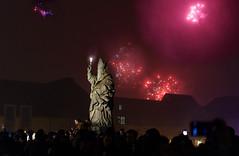 New Year in Würzburg (mattrkeyworth) Tags: würzburg wurzburg fireworks feuerwerk ilce7r2 sonya7rii sel55f18z sonnartfe1855 night zeiss