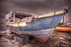 Boat / Honey Island (marcelo.guerra.fotos) Tags: travel sea brazil ilhadomel praia beach paran brasil canon island boat cloudy transport traveling hdr trapiche honeyisland photomatix clougs photomatixhdr