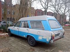 Peugeot 504 Break Ambulance Diesel (MilanWH) Tags: break diesel ambulance peugeot 504