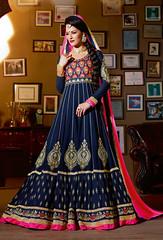 Navy Blue Georgette Anarkali Suit (nikvikonline) Tags: blue fashion women suit frock colorblue casualwear salwarkameez partywear womenswear dailywear bluerock womenclothing fashiondress salwarsuit womenfashion bluewear onlinewomens stylishsuits bluesalwar pakistanisuit pakistaniwear pakistanisalwarsuit stylwear bluekameez