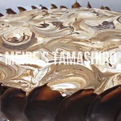 MARSHMALLOW E CHOCOLATE (Meire Tamashiro) Tags: cake design chocolate marshmallow bolo abacaxi pssego personalizado