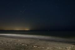 footprints (Beau Finley) Tags: beaufinley delaware rehobothbeach night sky ocean atlanticocean rehoboth beach sand footprints longexposure sony rx100 sonyrx100 astrometrydotnet:id=nova1643988 astrometrydotnet:status=solved
