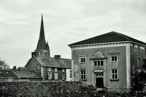 St. Mary's and Capel Sul, Kidwelly