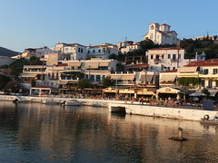 Learning Greek in Andros (OMILO Greek Language and Culture) Tags: andros omilo learninggreek