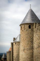 Les 3 Tours - Cité médiévale Carcassonne (gweda35) Tags: carcassonne citémédiévale