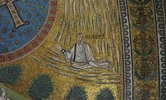 Elijah, apse mosaic, Sant'Apollinare in Classe