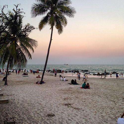 Hua Hin Beach #asia #jonathaninbali #southeastasia #thailand #huahin #beach #everydayasia