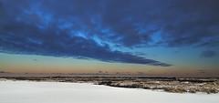 No. 1036 Rbjerg mile winter morning (H-L-Andersen) Tags: morning winter sky snow seascape canon landscape denmark landscapes dunes dk danmark skagen rbjergmile manfrotto 6d kandestederne landoflight canoneos6d hlandersen