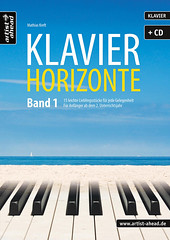 Klavier-Horizonte (coastwalker) Tags: music piano cover musik sheetmusic mathias horizonte noten klavier kreft coastwalker klaviernoten klavierhorizonte