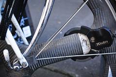 Courier Boyd Littell and his work bike-7.jpg (BikePortland.org) Tags: couriers messengers workbike bikemessengers boydlittell