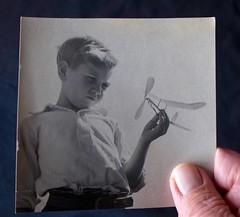Memory 264-366 (9) (♔ Georgie R) Tags: boy plane memory modelaeroplane werehere hereio