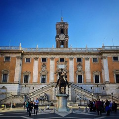 Roma #piazzadelcampidoglio #europe #cold #europa #view... (polimerase) Tags: travel cold rome roma art history church arquitetura europa europe view arte aviary amateur portuguese historia outono constructions igrejas piazzadelcampidoglio lovethisplace hotshotz iphonecamera velhomundo instapic beautifuldestinations uploaded:by=flickstagram myflagrants greatshotz instagram:venuename=piazzadelcampidoglio instagram:venue=371603 braziltravelers instagram:photo=111598958570686416130836522