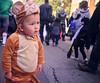 Halloween parade toddler