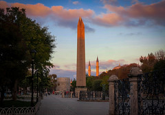 Istanbul (aminah51) Tags: turkey istanbul turquie obelisk sultanahmet obelisque