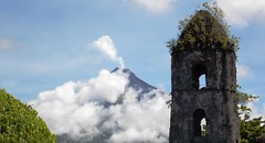 Mayon  Albays Near Perfect-coned Volcano (philtouristattractions) Tags: mayonvolcano philippinevacation philippinetravel philippineattractions thephilippinestouristattractions beautifultouristplaces mostpopulartouristdestination