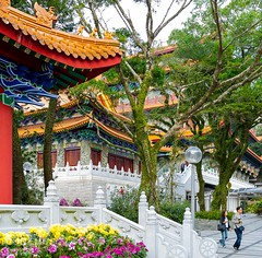 12-02-2016 - Po Lin-Monastery and Buddha (Oudenes.Photography) Tags: photography hongkong asia locals buddha religion monastery cablecar polin polinmonastery mustsee ngongping oudenes