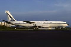 F-BHSF (Air France) (Steelhead 2010) Tags: boeing airfrance b707 freg hzb iaag b707320 fbhsf
