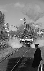 Great Central Railway 2016 Winter steam Gala. (Adrian Walker.) Tags: canon smoke steam elements tamron steamrailway locomotives gcr 60d loughbourgh koodfilters