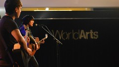 Danger Escape Live on the WorldArts Stage