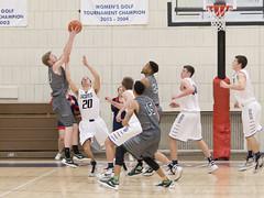 DAVE6155 (David J. Thomas) Tags: men sports basketball athletics arkansas owls scots batesville williamwoodsuniversity lyoncollege