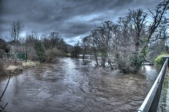 The Floods, Brynsadler, Pontyclun