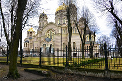 Riga Orthodox Cathedral (.) Tags: city lens nikon baltic latvia tokina riga lettland latvija d7100 1116mm
