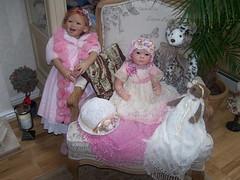 100_9339 (sheila32711) Tags: bear doll victorian camille reborn rineke artistdoll charliebear himstedt annettehimstedt rebornbaby