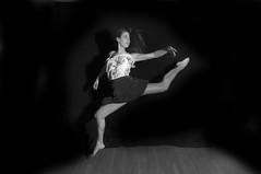 Step Lively (Narratography by APJ) Tags: portrait blackandwhite bw beautiful dance jump nj dancer leap apj narratography
