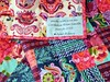 Cordelia's Baby Quilt - Label (Young Texan Mama) Tags: sewing quilting amybutler babyquilt aurifil