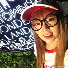 SMTOWN Weibo - Irene (redvelvetgallery) Tags: red halloween velvet irene redvelvet kpop koreangirls selca weibo smtown  kpopgirls ireneselca