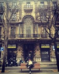 #bcn #barcelona #ciudadcondal #catalunya #catalonia #rambla #archilovers #architecture #arquitectura #archilovers #building #edificios #descubreixcatalunya #balcony (Goncalo Castelao) Tags: barcelona espaa art tourism church buildings square spain espanha monumento surrealism modernism catalonia spanish squareformat gaudi catalunya dali turismo modernismo arquitecture iberia paints viajar gon espaol dalimuseum spaniards iberian catalunha ciudadcondal countryspain visitspain spainisdiferent iphoneography instagramapp xproii uploaded:by=instagram visitfigueres visitespaa disfrutabarcelona goncastelao bcnbuildings modernismbuildings