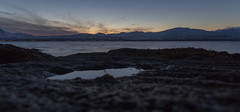 Sea of beauty (Toftus Photography) Tags: winter sunset mountain mountains norway clouds norge vinter north arctic polar northern lys nord skyer fjell solnedgang tromso troms troms kingdomofnorway