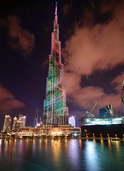 Burj Night View 2 (Timfy Mills) Tags: night nikon dubai view sigma1224mm d610 burjkhalifa