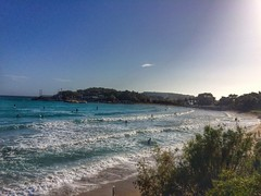 Vouliagmeni ,Athens,Greece... (Eurydice Ples..) Tags: sea seascape beach coast mediterranean greece vouliagmeni
