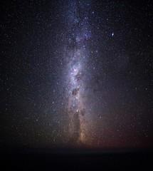 Galactic Tornado (BMcIvr) Tags: panorama colour detail canon stars photography amazing ben australia victoria panoramic line tokina galaxy bolt cape f28 constellation galactic 6d enchanting 14mm mciver samyang schanck benmciver