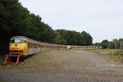 513 + 504 - ns - wt - 13709 (Benz Fahrer) Tags: t ns plan 64 mat 500 504 sloop nsr 513 stoptrein schade terzijde weert losweg
