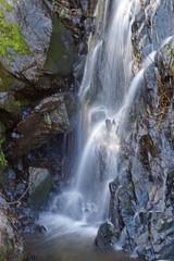 46/366 Calcutta Falls (tmrae) Tags: waterfall hiking hike northfork auburnstaterecreationarea februaryfun auburnca auburncalifornia americanrivercanyon calcuttafalls