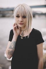 ALAYNIE (gideonhunter) Tags: fashion canon hair model modeling michigan clothes vsco