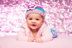 Princess Lia (Dja-Vu) Tags: baby smile zeiss princess sony 85mm cutie sparkle f18 batis a7ii a7m2