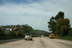 I-5 North Split by Hills (formulanone) Tags: california i5 sandiego interstate5