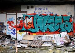 abandoned factory breukelen (wojofoto) Tags: holland graffiti nederland netherland breukelen wolfgangjosten wojofoto