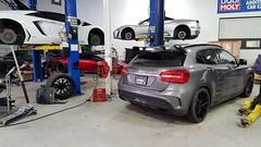 Mercedes Benz GLA45 AMG stage 1 bbk (wpprobrakes) Tags: mercedes benz racing brakes a45 amg bbk bigbrakes cla45 gla45