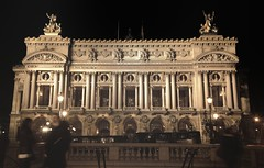 Iconic (Icker_Malabares) Tags: paris architecture nightview opra iconic palaisgarnier opragarnier eclecticism opranationaldeparis architectureclectique