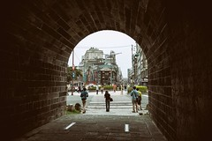 North Gate (tom120879) Tags: city gate fuji north fujifilm taipei     xt1