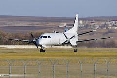 SAAB 340 LUKK (Vanya Bitca) Tags: beautiful airplane airport nikon aircraft aviation airline saab moldova kiv lukk rwy26