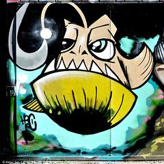 Den Haag Graffiti (Akbar Sim) Tags: holland netherlands graffiti nederland denhaag thehague agga akbarsimonse fruitweg akbarsim